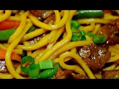Retired Chef Fai. teaches you, how to make this easy, delicious Beef Noodle. with mixed veggie. using fresh soft type noodle. no need to pre cooking noodle ....