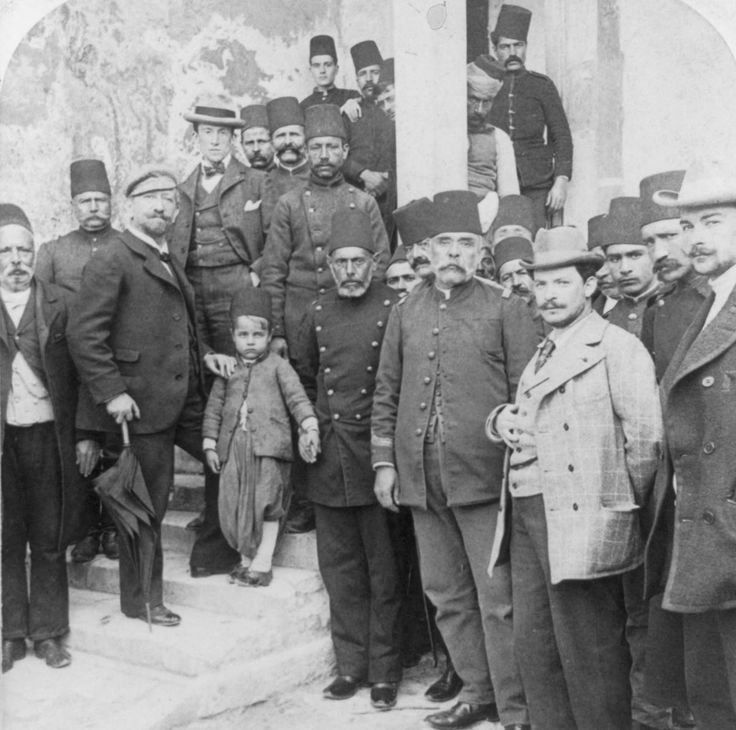 The little Turkish boy who survived from the Greek massacre in Khania-Crete 1897/ GİRİT HANYA,DA KATLİAMDAN SAĞ KALAN KÜÇÜK HASAN 1897 —