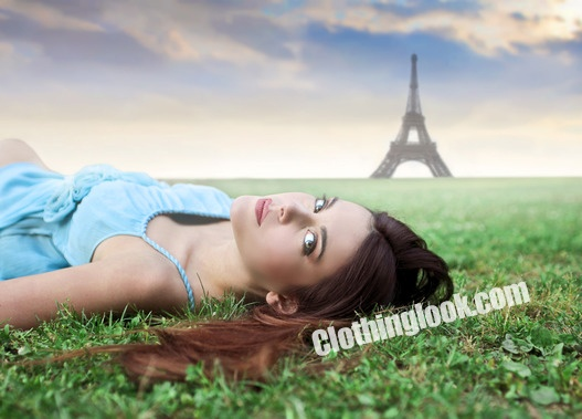 French Clothing Brands. Photo from www.clothinglook.com