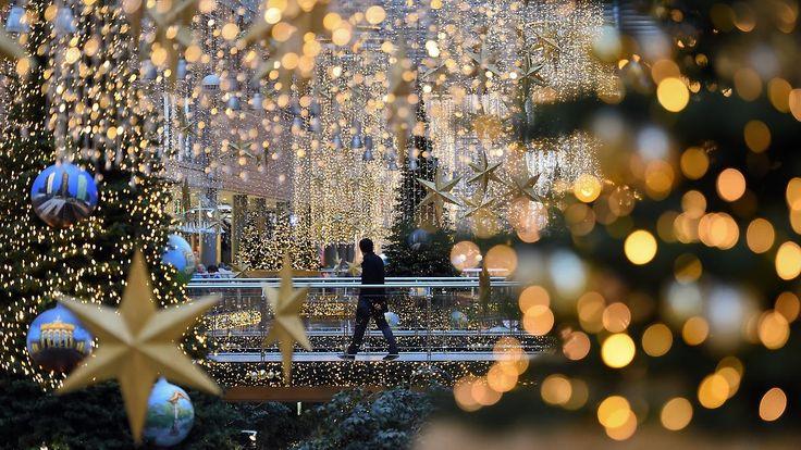 Run auf Weihnachtsgeschenke startet: Einzelhandel freut sich auf Rekordumsätze