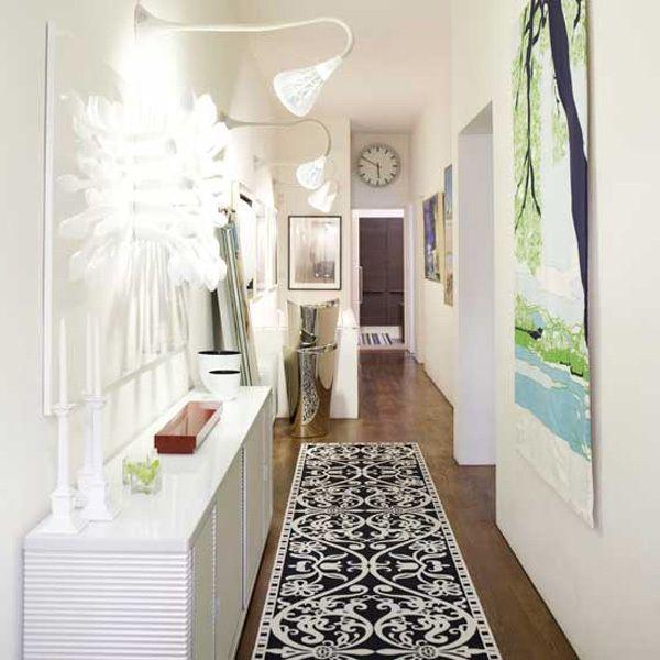 la d co couloir des astuces pour une ambiance agr able partout chez soi couloir la deco et. Black Bedroom Furniture Sets. Home Design Ideas
