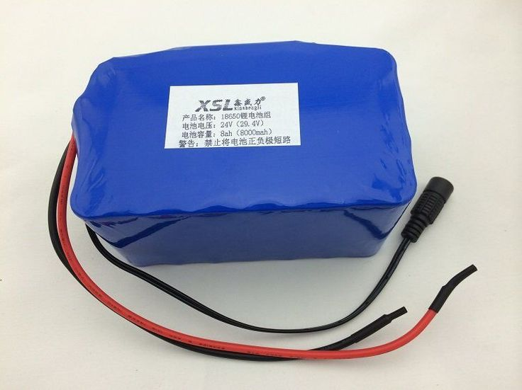 >> Click to Buy << 24V 8A 7S4P 18650 lithium battery 29.4V lithium ion battery pack used in electric moped / electric bicycle + free shipping #Affiliate