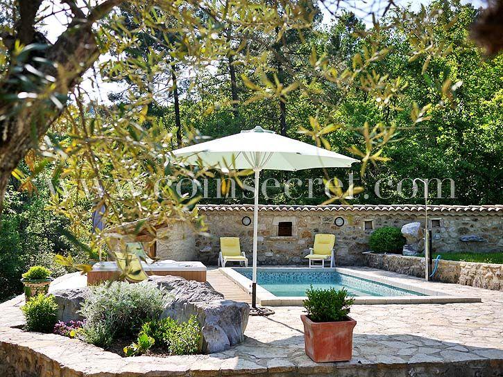 Superior Ferienhaus Mit Pool U2013 Banne U2013 Ardèche | Coins Secrets