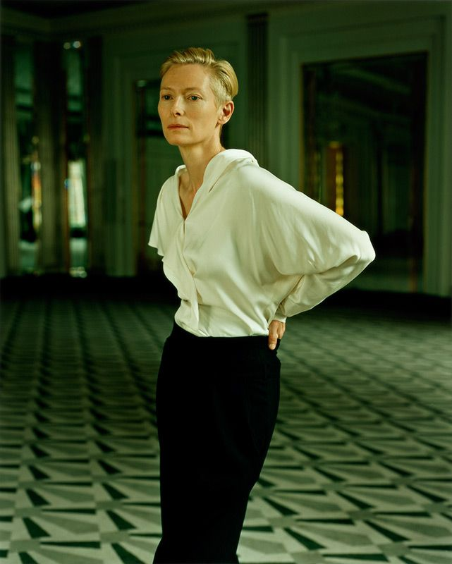 Tilda Swinton. East Photographic | Emma Hardy | Photography