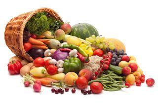 Rețete dietetice: Ce spun culorile fructelor și legumelor