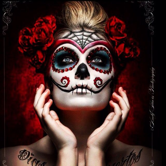 candy skull maquillage - Recherche Google