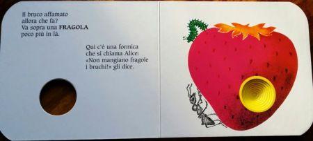 Il Brucoverde è una delle letture per bambini di 2 anni più amate