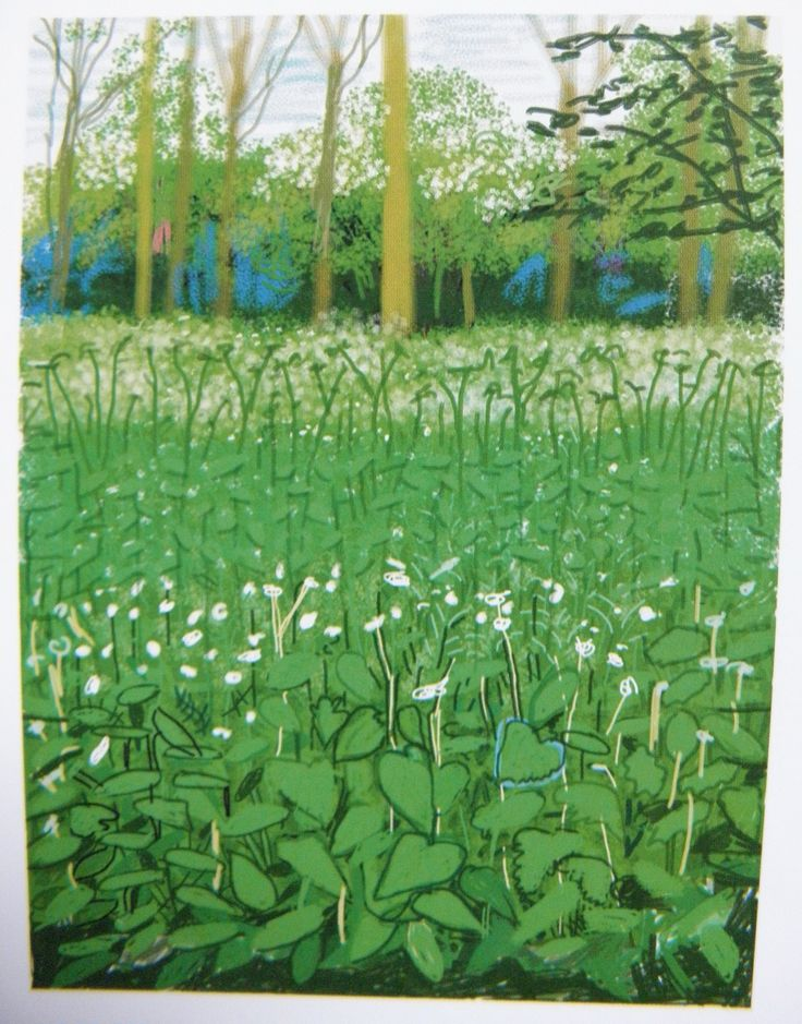 Renowned UK artist David Hockney has donated the biggest painting of his career to Tate Britain in London. Description from pinterest.com. I searched for this on bing.com/images