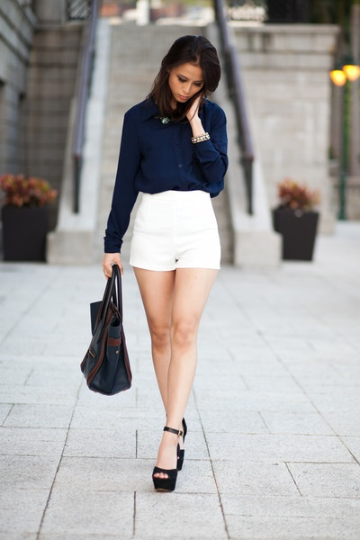 17 Best images about Dress shorts on Pinterest  Men and women ...