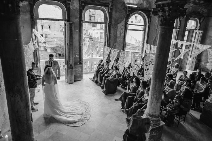 Cuba Wedding in La Guarida by cuban photographer Ayenia Nour Photography, Havana Wedding Venues, Getting married in Cuba, Havana Destination Wedding Photographer