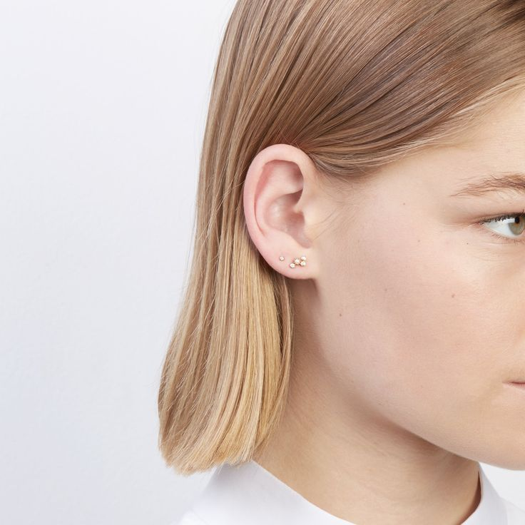 The Lucid Diamond Earring by SARAH & SEBASTIAN