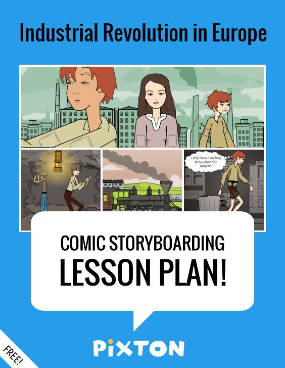 Your students will love writing about EUROPEAN HISTORY with Pixton comics and storyboards! This FREE lesson plan features a Teacher Guide and themed props. PLUS 4 awesome activities with interactive rubrics and student examples.