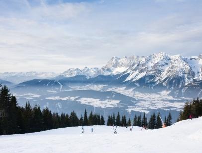 Schladming Ski Resort Austria #travel #vacation #skiing