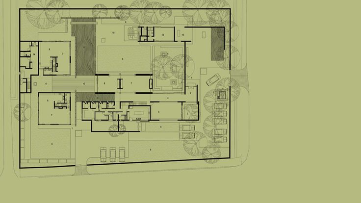 site-plan-India House
