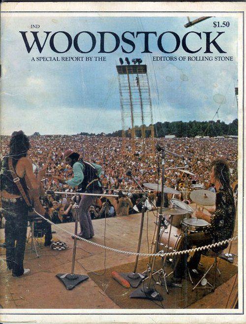 Rolling Stone - Woodstock