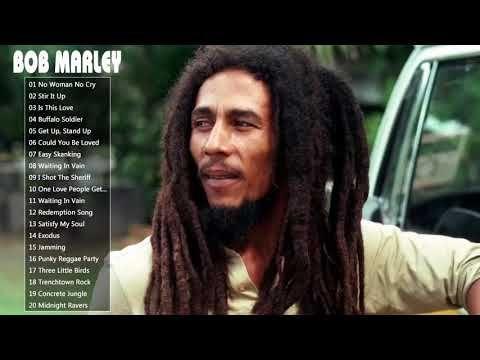 Bob Marley Greatest Hits Full Album - Best Of Bob Marley - Bob Marley Reggae Songs Playlist - YouTube