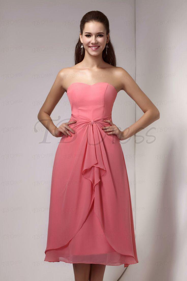 Fantástico Vestidos De Dama Dfw Friso - Colección de Vestidos de ...
