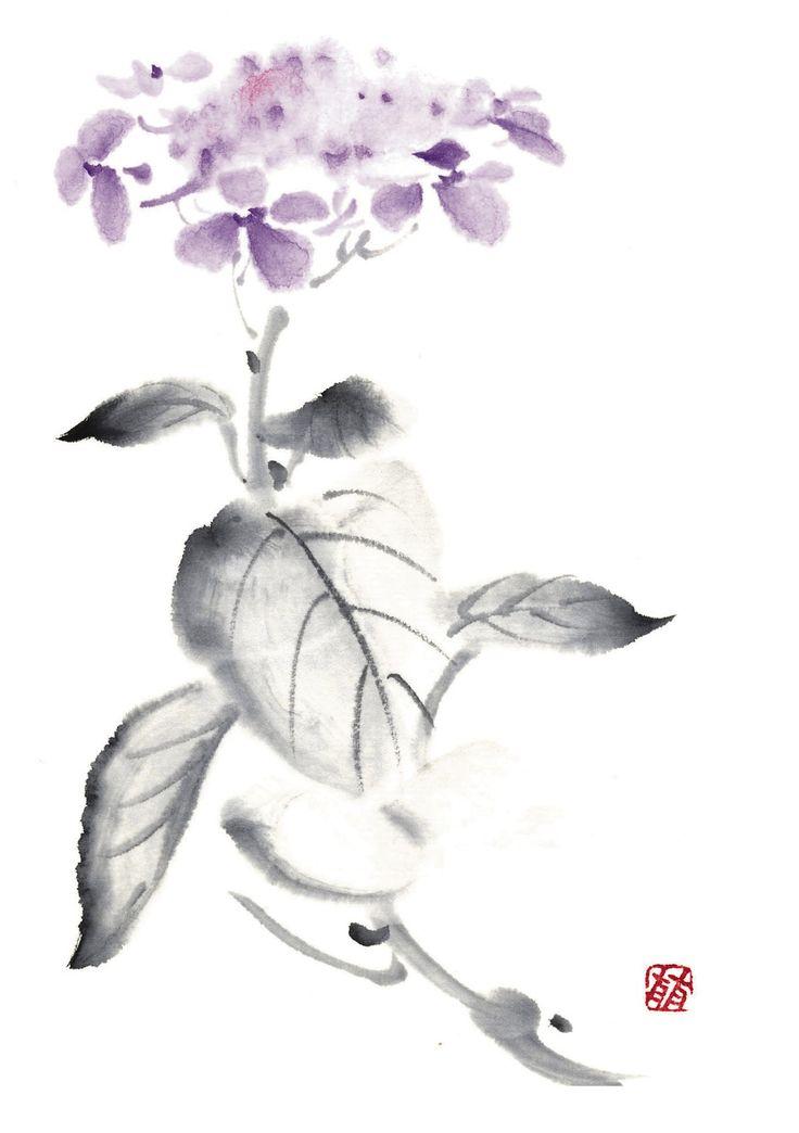 Art Collection: Watercolor Korea 1