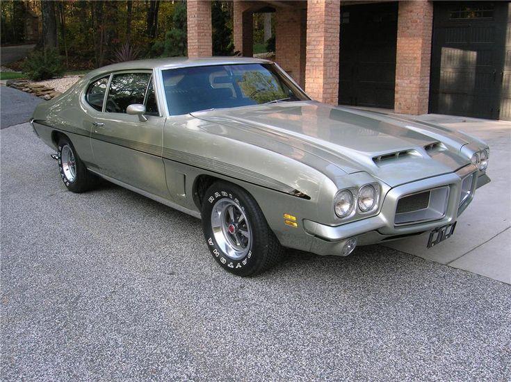 '70 Pontiac GTO