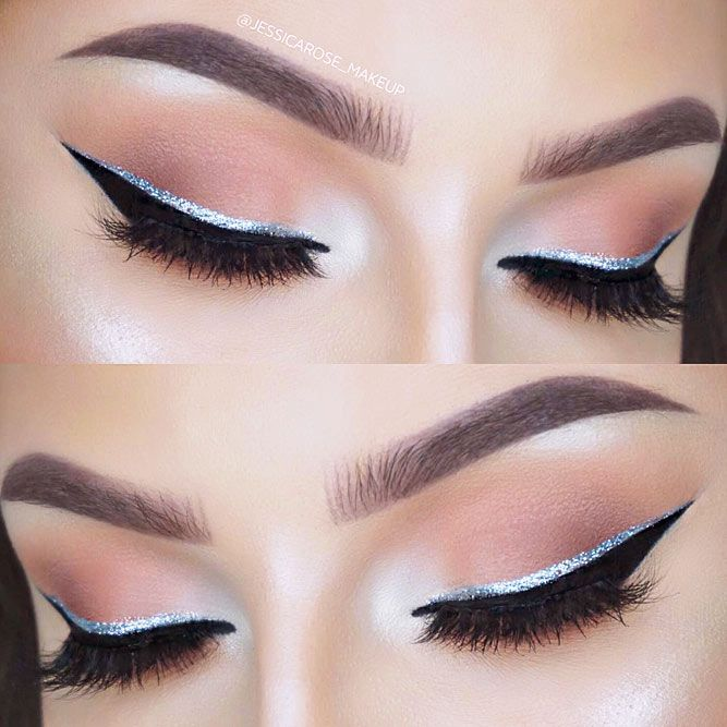 Eyeliner wings are the challenge for the most of us. But when you master this art, there will be no look you fail to recreate on your own!  #makeup #makeuplover #makeupjunkie #eyeliner
