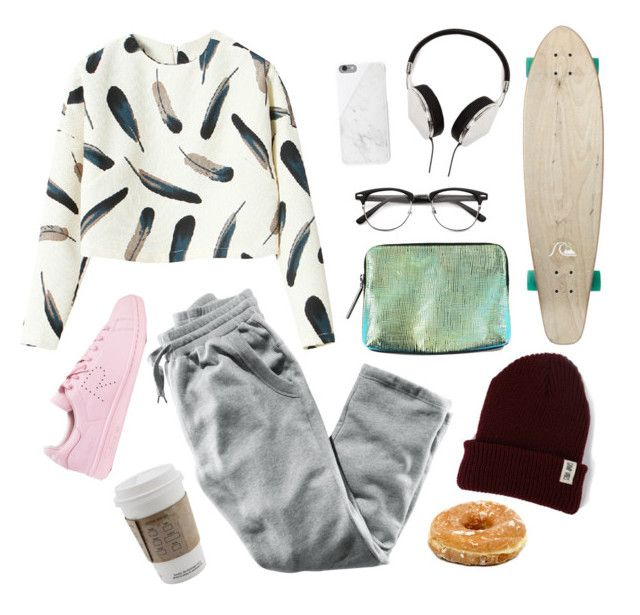 """Coffee 'Run'"" by amadewi on Polyvore"