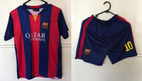 Messi-10-FC-Barcelona-Jersey-and-Shorts-Set