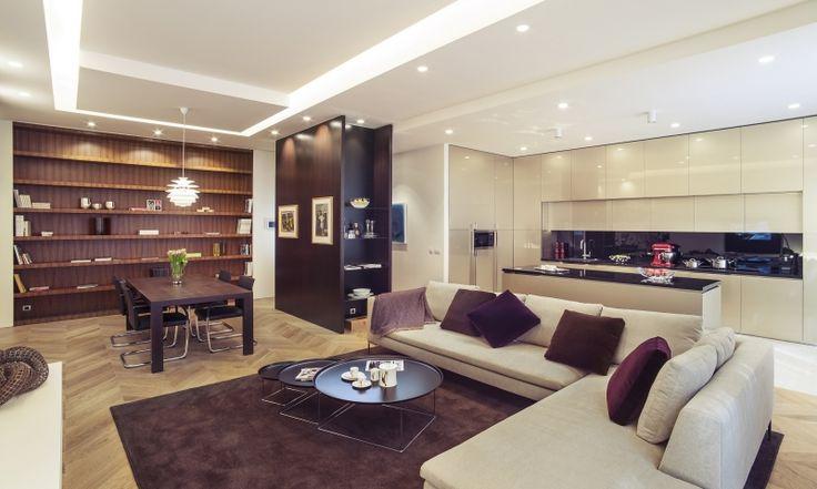 luxusní obývací pokoj - Hledat Googlem