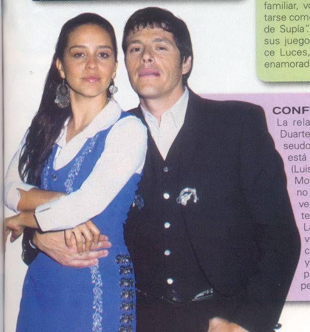 Mario Duarte Y Diana Angel En La Hija Del Mariachi Tv