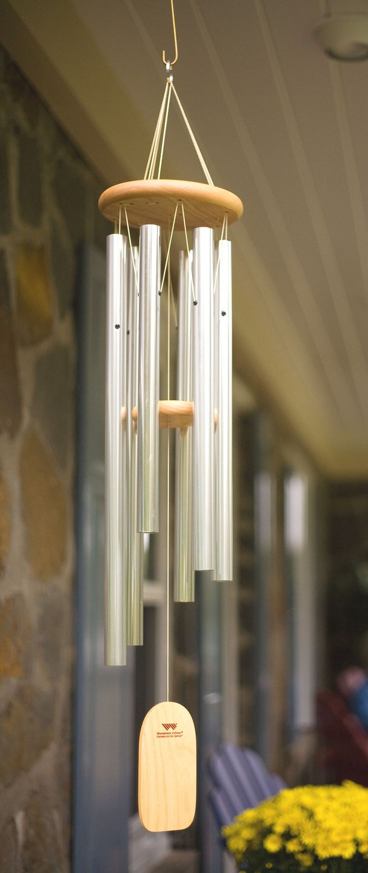 Wind Chimes of Olympos