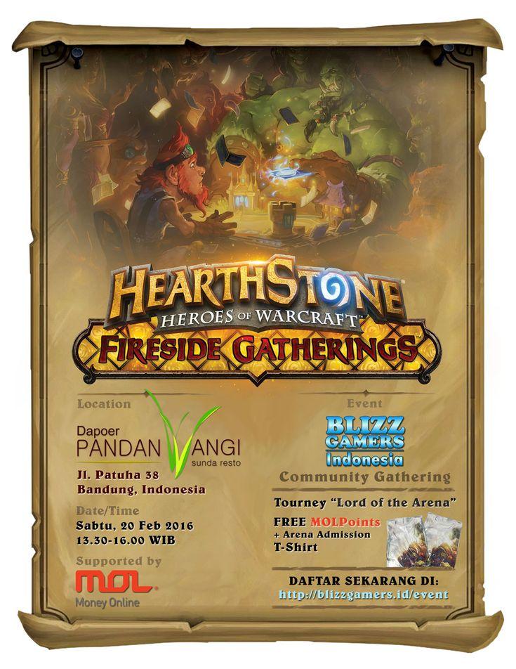 Demi mencuri perhatian Blizzard, gamers Tanah Air bangun Komunitas Blizzgamers Indonesia!