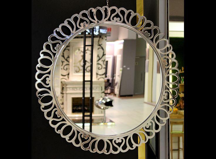 Зеркала и металлические рамы для зеркал на заказ