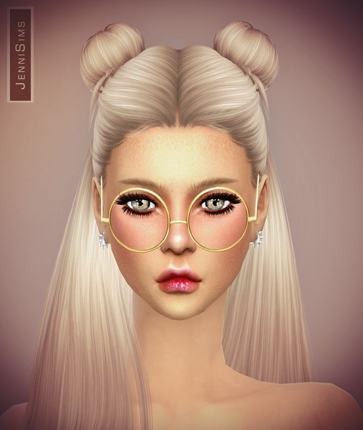 Jennisims: Downloads sims 4:Collection Glasses Male /Female Base Game compatible