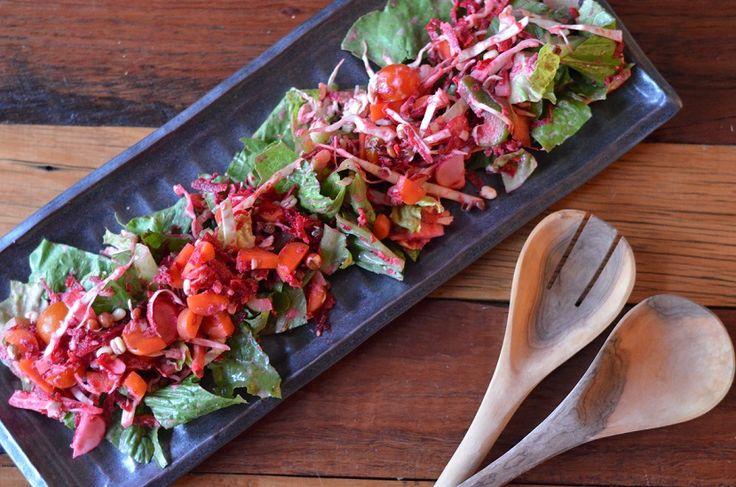 Easy Salmon Salad