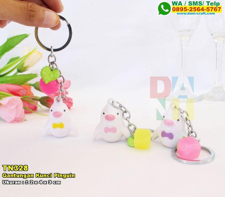 Gantungan Kunci Pinguin WA/SMS/TELP: 0899-5255-896 #GantunganKunci #TokoKunci #souvenirMurah