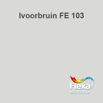 Flexa Expert kleur Ivoorbruin FE 103
