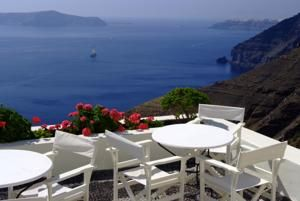Enigma Apartments and Suites. Firá, Greece