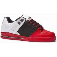 Osiris Shoes // Osiris Pixel Red/black/rr/grant