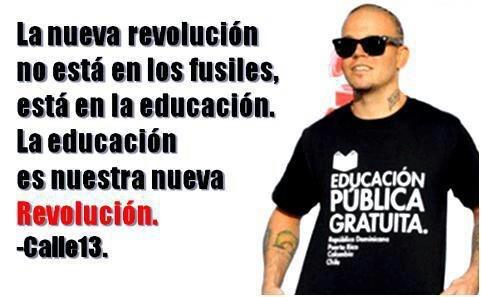 Residente Calle 13