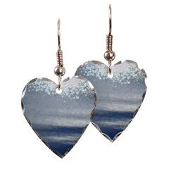 Dawn at sea Earring