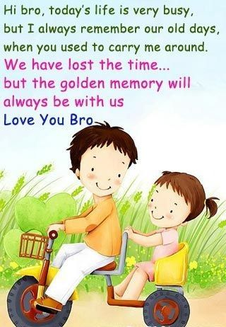 Birthday Quotes Birthday Quotes For Older Brother From Sister