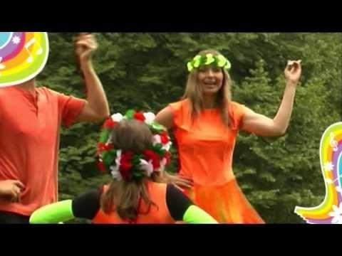 """Míša Růžičková - """"Bananafon"""" (Cvičíme s Míšou) - YouTube"""