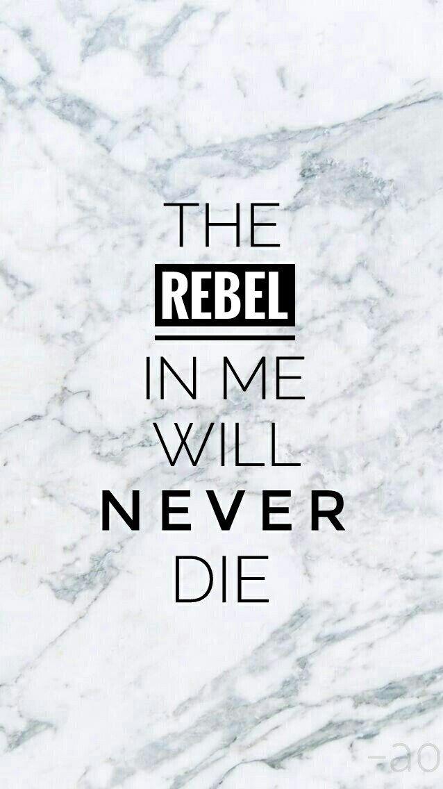 #rebel in me By alynzdn
