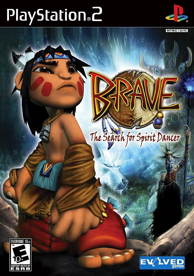 Check out the new review of Brave: The Search for Spirit Dancer for PS2!