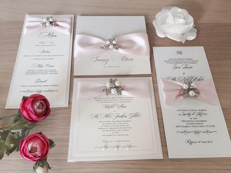 vintage style wedding invitations