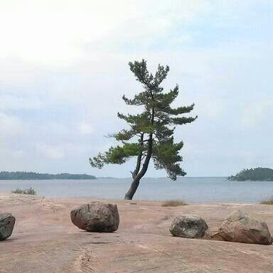 Killbear Provincial Park Ontario, Canada