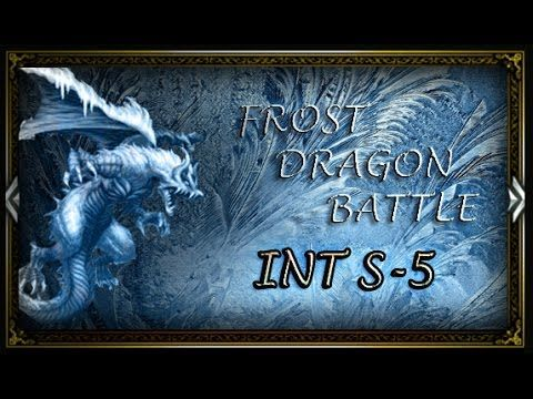 [FFBE] Colosseum INT S-5 | Frost Dragon Battle #9