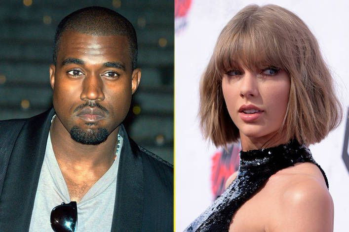 Kanye West Vs Taylor Swift Whose Side Are You On Kanye West Kanye Taylor Swift