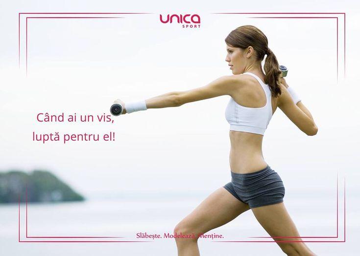 Un nou drum, o noua speranta cu Unica Sport Romania