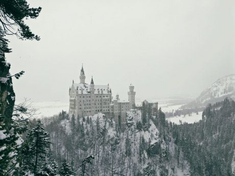 Castle Neuschwanstein - Most beautiful place in Germany