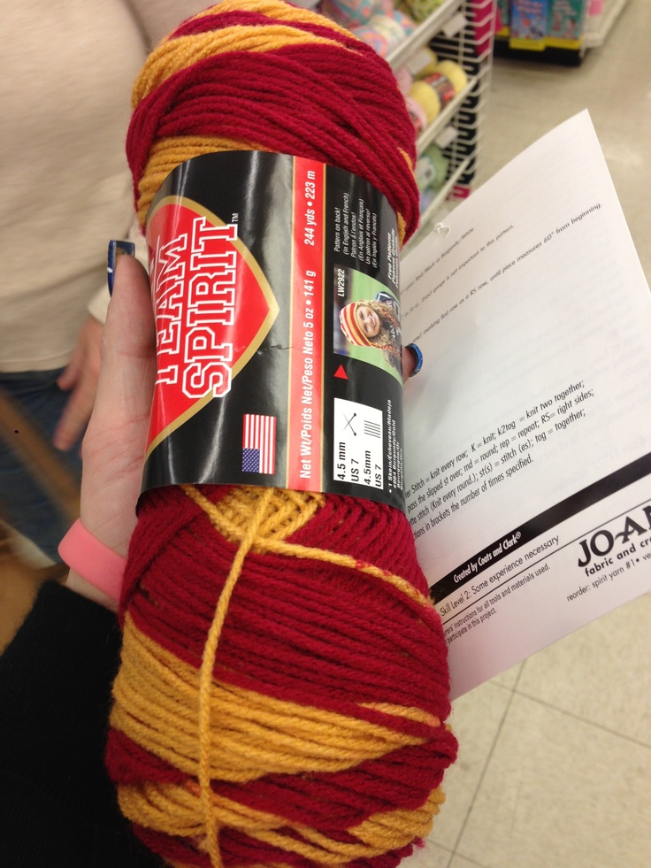 49er color yarn | 49ers R The Best Of The Best | Pinterest ...